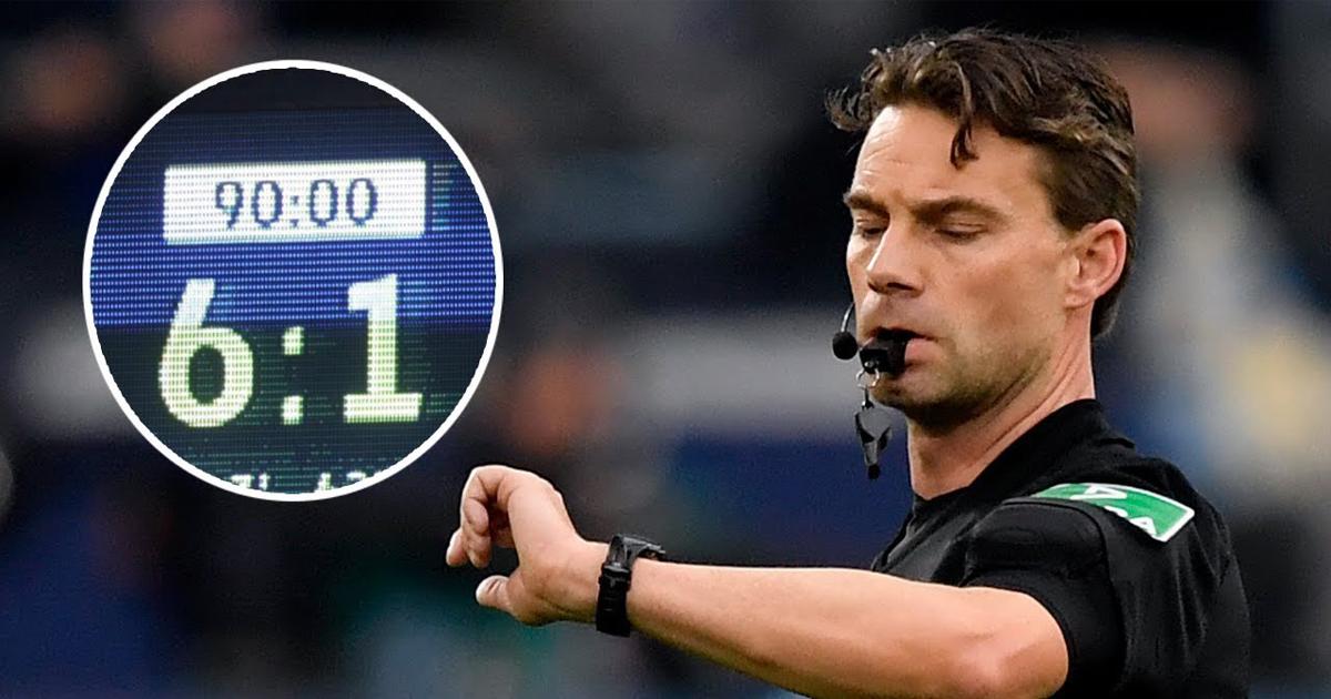 คลายข้อสงสัยทำไมฟุตบอลต้องแข่งขัน 90 นาที