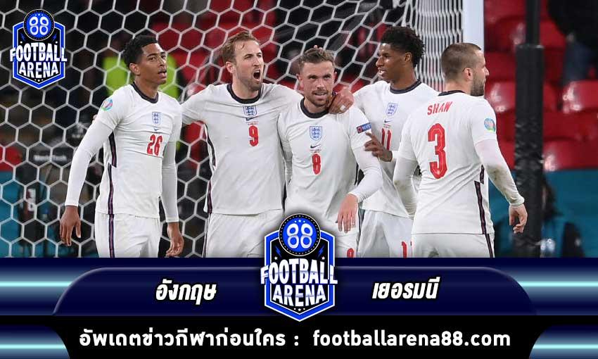 Germany-England