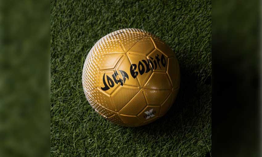 Joga Bonito: ความสวยงามแห่งโลกฟุตบอล